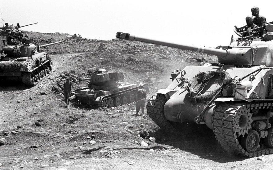 Izraelio pajėgos 6 dienų kare