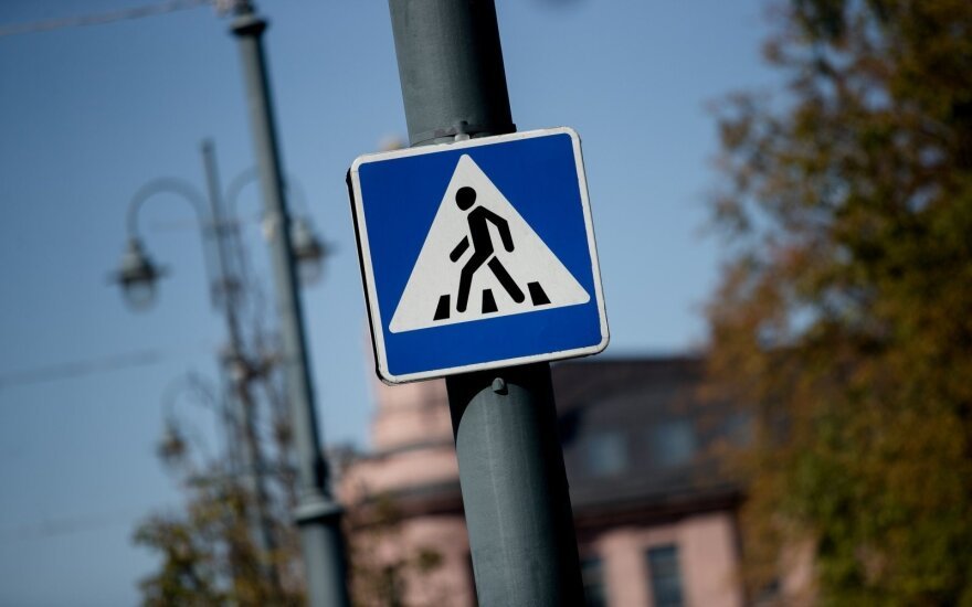 Lithuania plans to upgrade over 1,700 unsafe pedestrian crossings by 2022