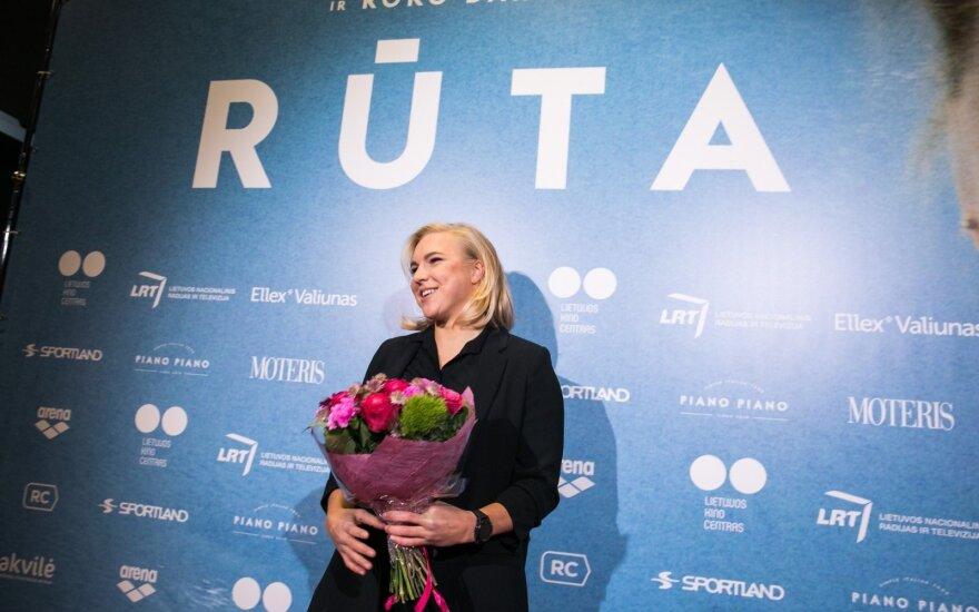 Kino filmo apie Rūtą Meilutytę premjera