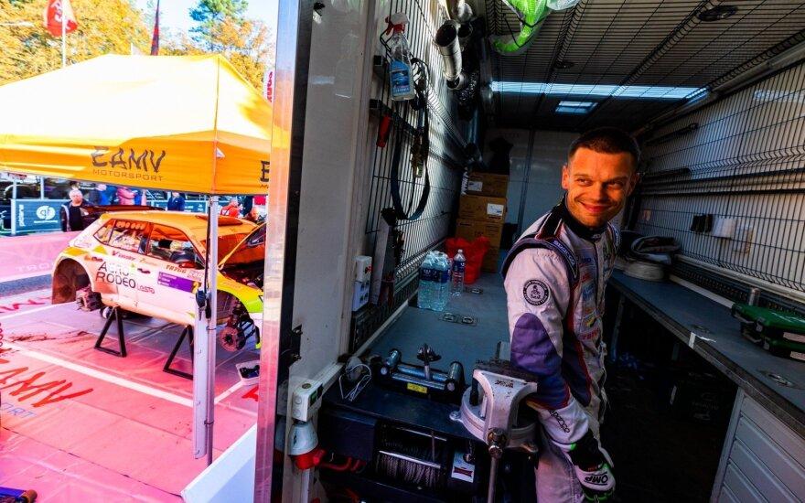 """Vaidotas Žala """"Rally Classic 2018"""""""
