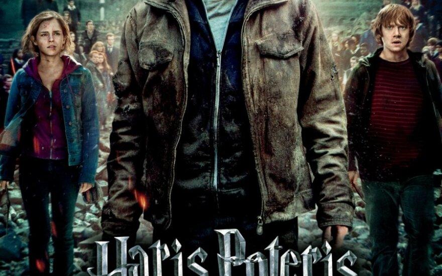 """""""Haris Poteris ir mirties relikvijos 2"""""""
