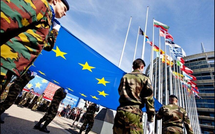 Europos Parlamente – pagausėjimas