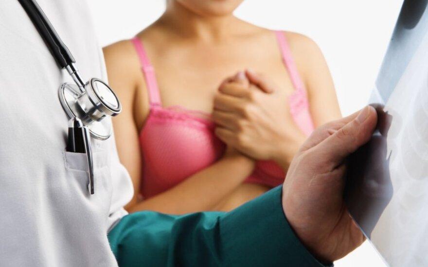 Kaip padėti krūties vėžiu sergančiai moteriai susidoroti su emocijų antplūdžiu?