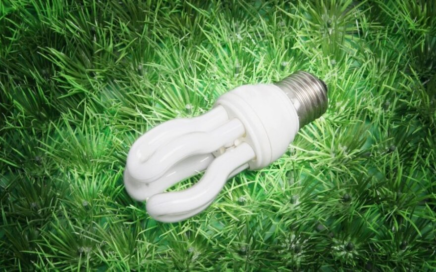 Kompaktinė fluorescencinė lemputė