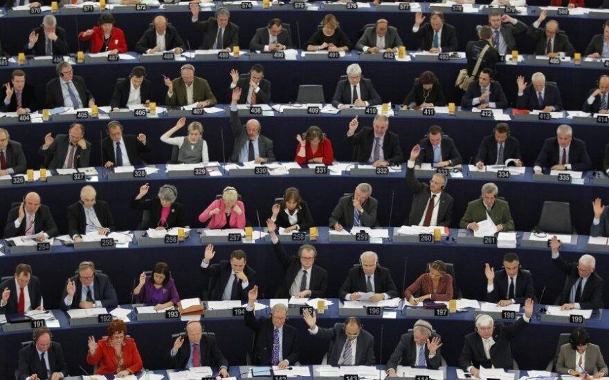 Ką per plenarinę sesiją nuveikė europarlamentarai?