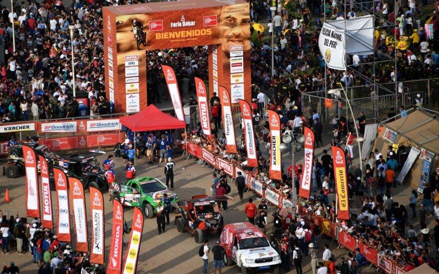 Dakaro podiumas