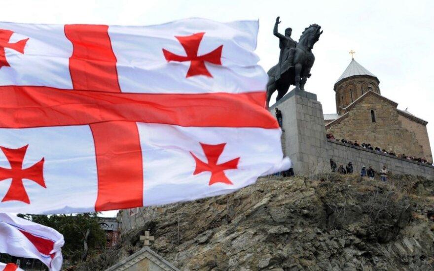 Georgia vėliava