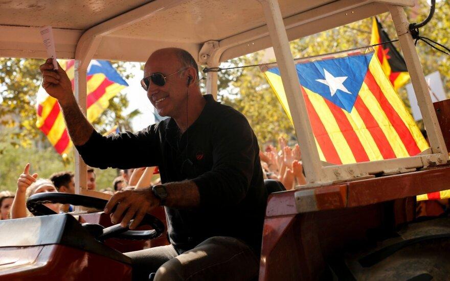 Catalans vote