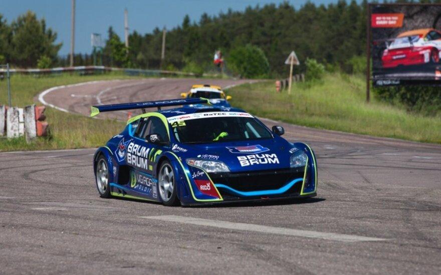 Antrasis Baltijos šalių žiedinių lenktynių čempionato etapas