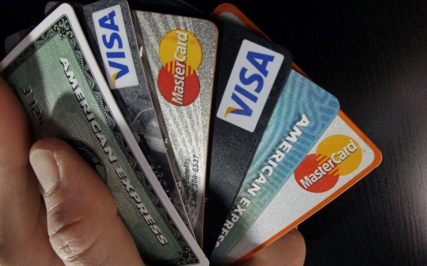 Švedams dėl pavogtos kortelės patirtus nuostolius turės atlyginti bankai