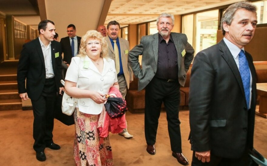 Representatives of the Belarusian opposition said in Vilnius on June 30