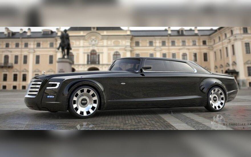 Prezidentinio limuzino koncepcija