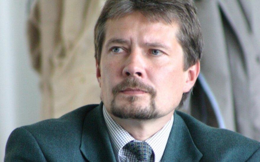 prof. habil. dr. Remigijus Ozolinčius / Miškų instituto nuotr.