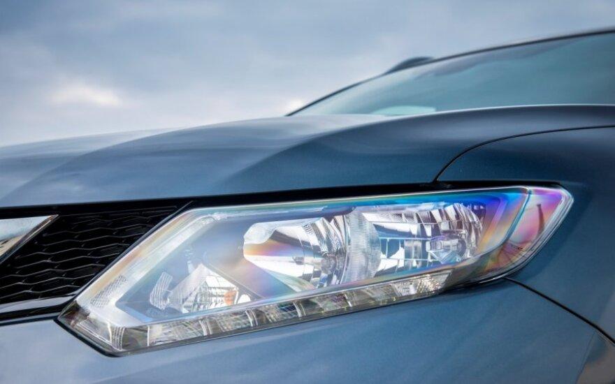 """Lietuvos """"Nissan"""" atstovybė paskelbta geriausia"""