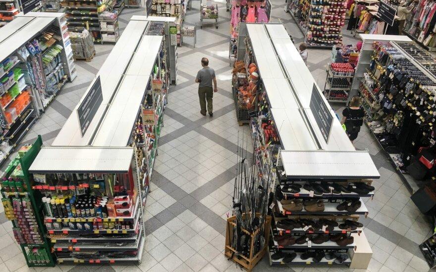 Prekybos centrų boikoto akcija: pirkėja įžvelgė naują sąmokslą