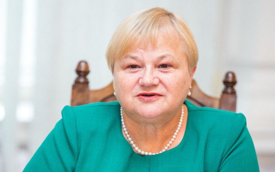 Teisėja Laima Garnelienė