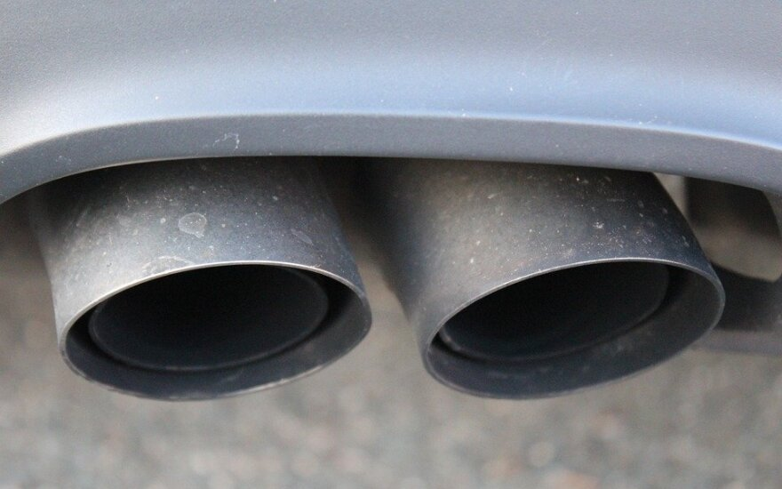 Automobilių tarša