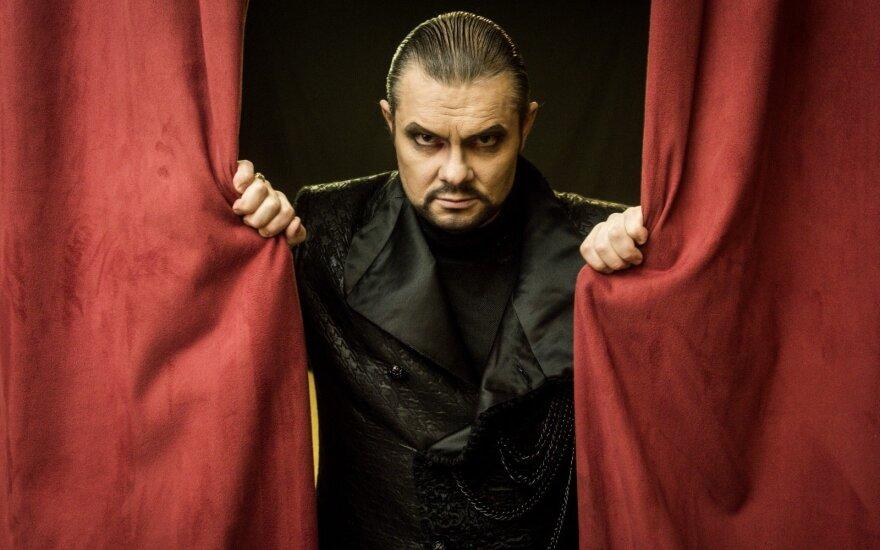Operos solistas Almas Švilpa priima ekstremalius iššūkius