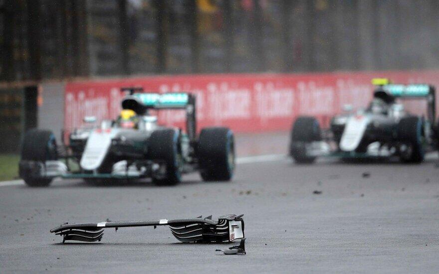 Lemiamas F-1 etapas: ko reikia N. Rosbergui ir ko L. Hamiltonui?