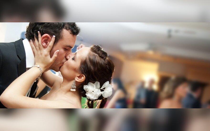 """Vestuvių svečių įspūdžiai: po jaunųjų poelgio su vyru likome """"apšalę"""""""