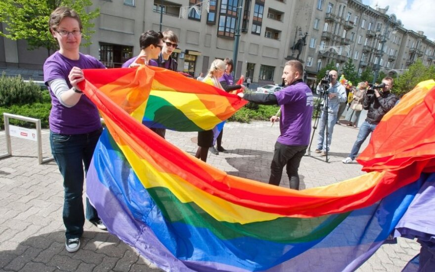 Homophobic lawmakers and restrictions on free expression mar Lithuania's LGBTI rights record