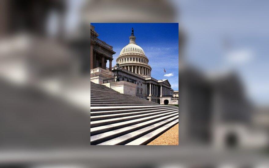 JAV Kongresas, Kapitolijus