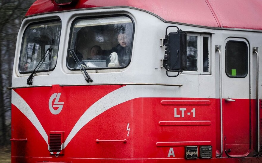 Lithuanian Railways