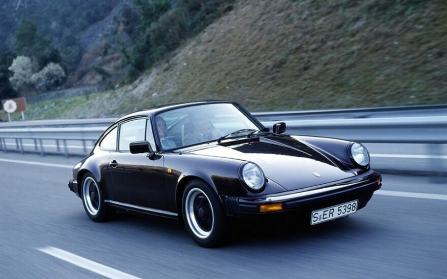1982 m., 911 Carrera S Coupé