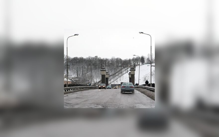 Aleksoto tiltas Kaune