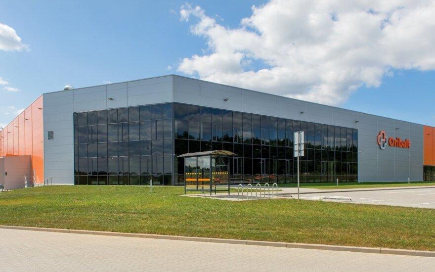Prie Vilniaus iškilo naujas 4,8 mln. eurų kainavęs logistikos centras