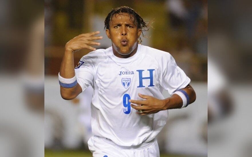 Carlosas Pavonas (Hondūras)