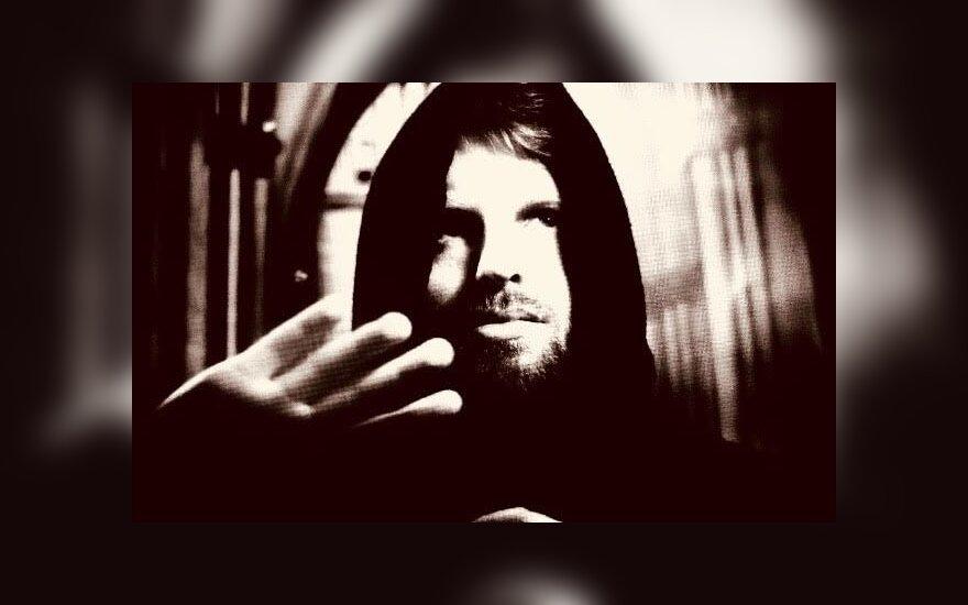 Į Vilnių atvyksta pasaulinė elektroninės muzikos žvaigždė Jonatan Bäckelie