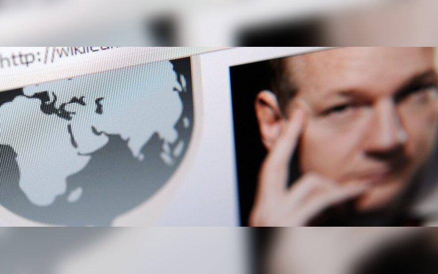 """Aiškintis """"WikiLeaks"""" aprašytą galimą korupciją žiniasklaidoje prokuratūra nurodė STT"""