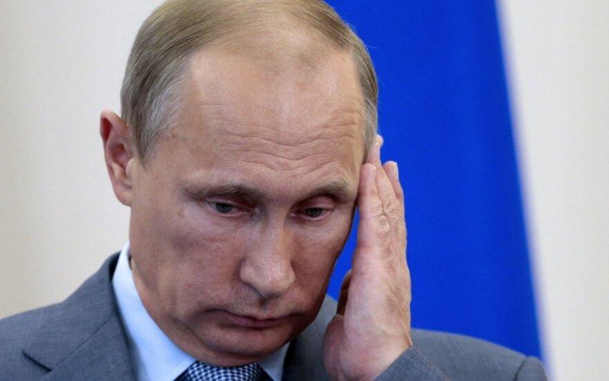 """Projektas """"Gyvenimas po V. Putino"""""""