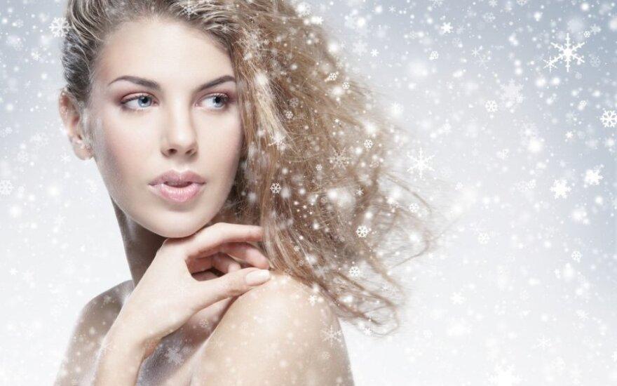 Kaip prižiūrėti odą atšalus orams