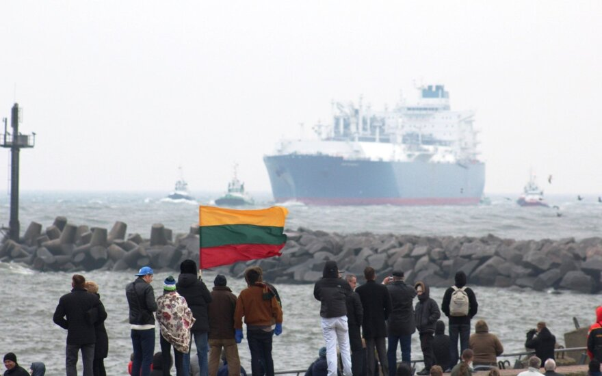 One year of Lithuania's LNG terminal: No one can cut off our gas