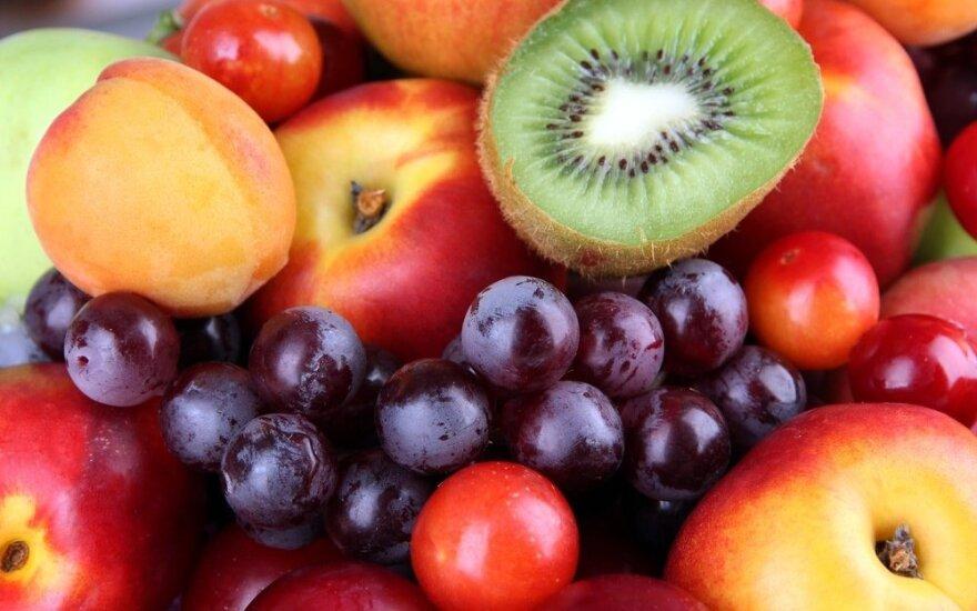 Mitybos specialistė: kiek vaisių valgyti yra sveika?