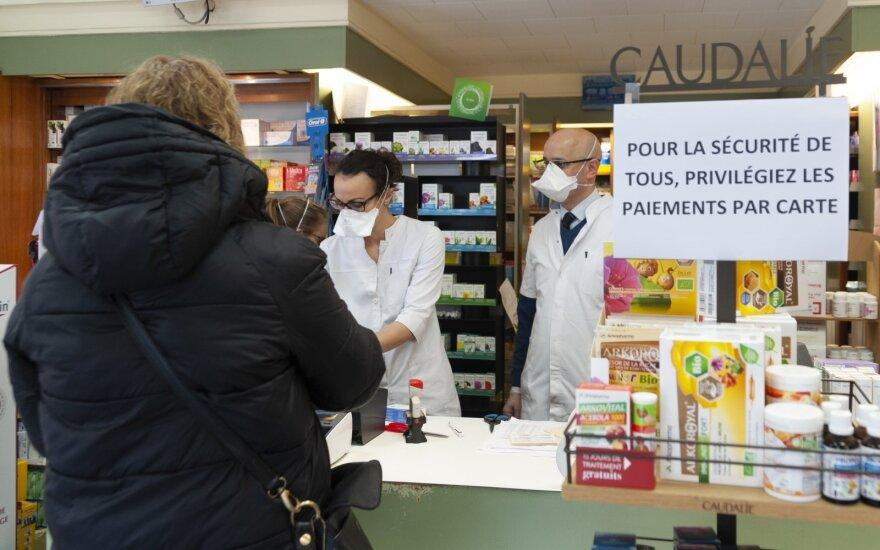 Koronavirusas Belgijoje