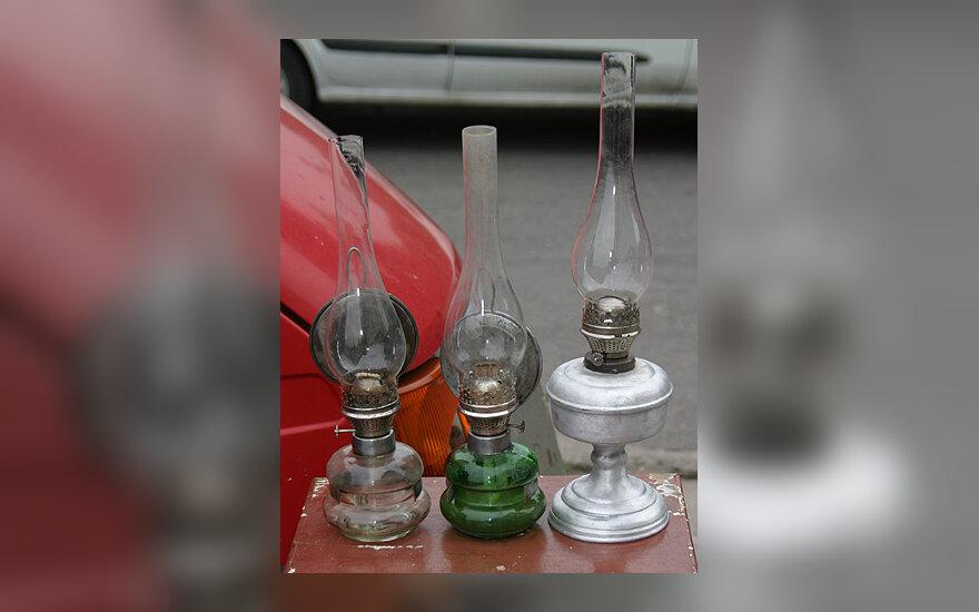 Žibalinės lempos