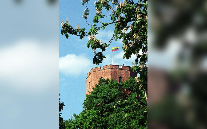 Gedimino pilis, Vilnius