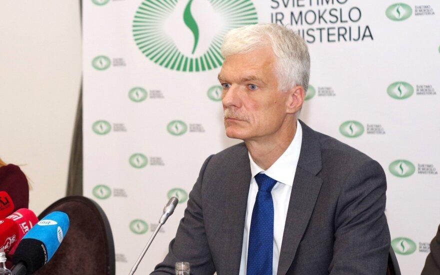 EBPO švietimo ekspertas A.Šlaicheris