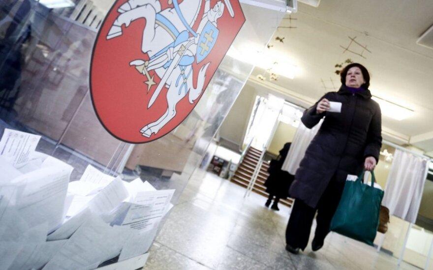 Kaip ir kur balsuoti antrajame prezidento rinkimų ture bei EP rinkimuose?