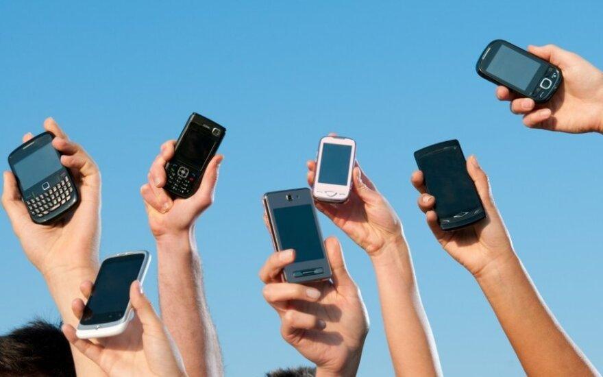 Vienodos mobiliojo ryšio kainos visiems!