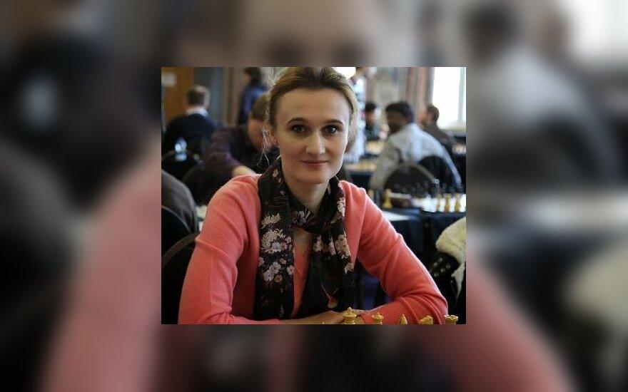 Viktorija Čmilytė (gibraltarchesscongress.com nuotr.)