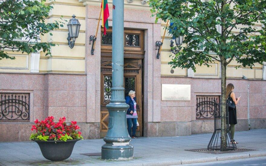 Lietuvos bankas Kinijos el. verslo milžinams pristato plėtros galimybes Lietuvoje