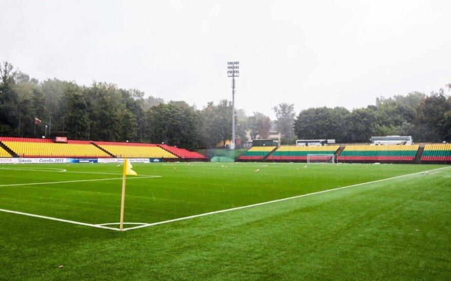 LFF stadiono modernizavimui – raudona šviesa