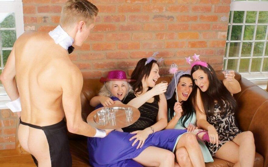 """Paskutiniai """"laisvi"""" vakarai prieš vestuves: ar lietuviai jaučia ribas?"""