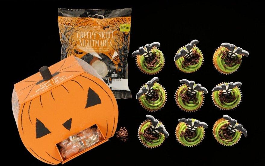 Laimėkite Helovino šventės saldėsius! Laimėtojas