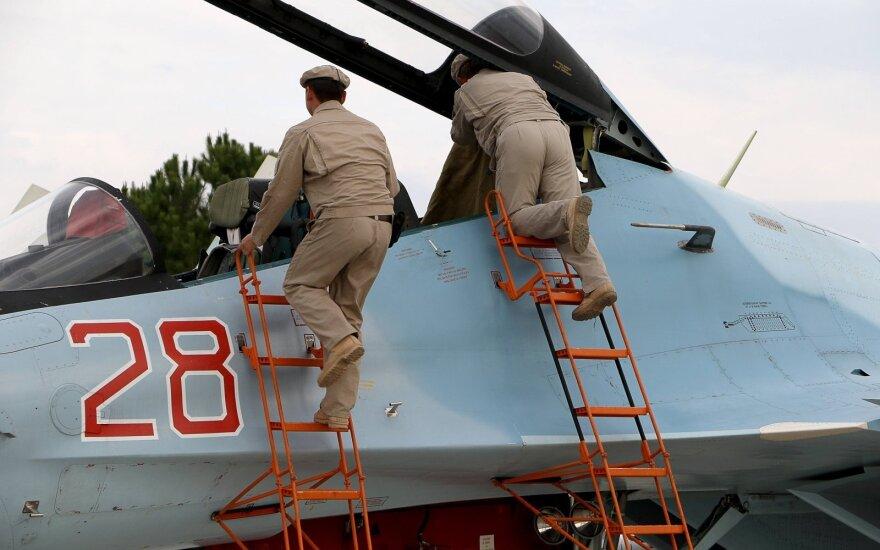 Po nesėkmių Sirijoje Rusija sugalvojo naują planą