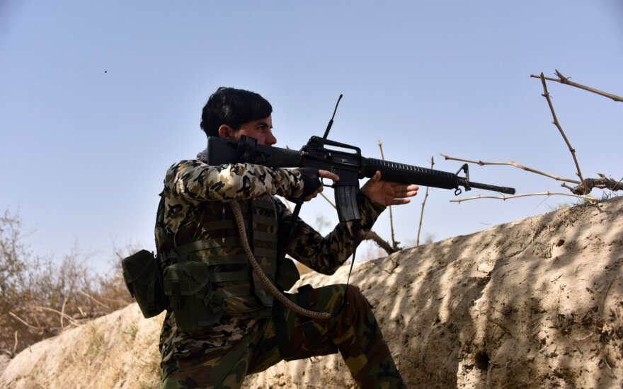 Kandaharo provincijos antskrydis